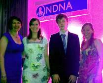 June O'Sullivan and LEYF staff attend NDNA Conference in Birmingham